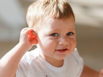 Evaluación de la audición en los niños