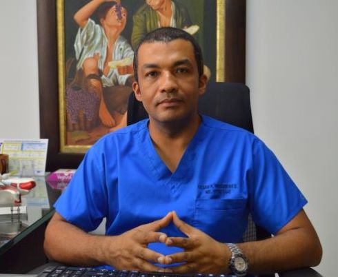 Dr. Cesar Augusto Mosquera Ortiz