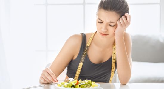 Falta de apetito, anorexia